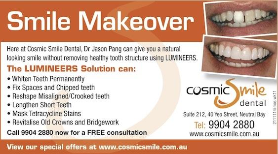 Dental Packages - Cosmic Smile Laser Dental